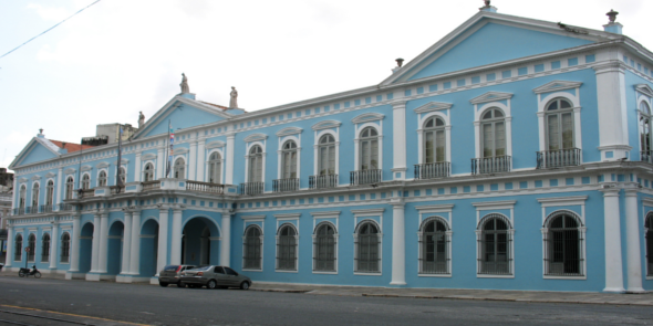 The Museum of Art of Belém
